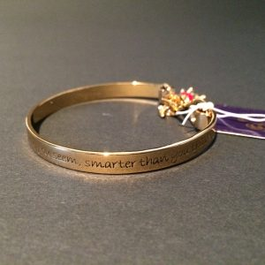 winnie armband disney couture goud achterkant