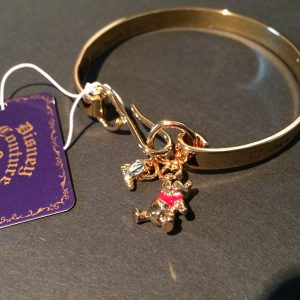 winnie armband disney couture goud bedel
