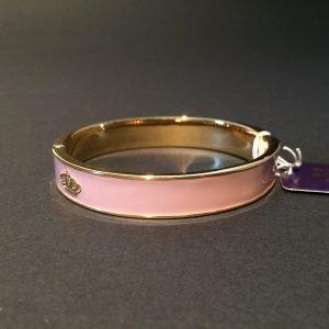 disney couture armband roze goud achterkant