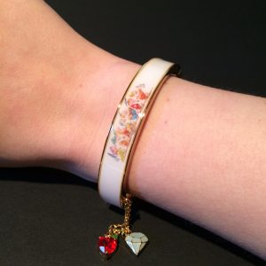 7 dwergen armband disney couture platina om