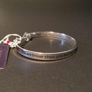 winnie disney couture armband platina