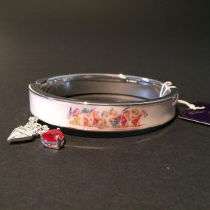 7 dwergen armband disney couture platina