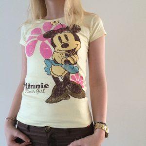 minnie shirt vrouwen