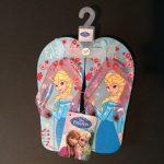 Meisjes Frozen slippers blauw