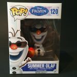 Olaf POP vinyl figure