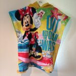 Minnie Mouse bad poncho