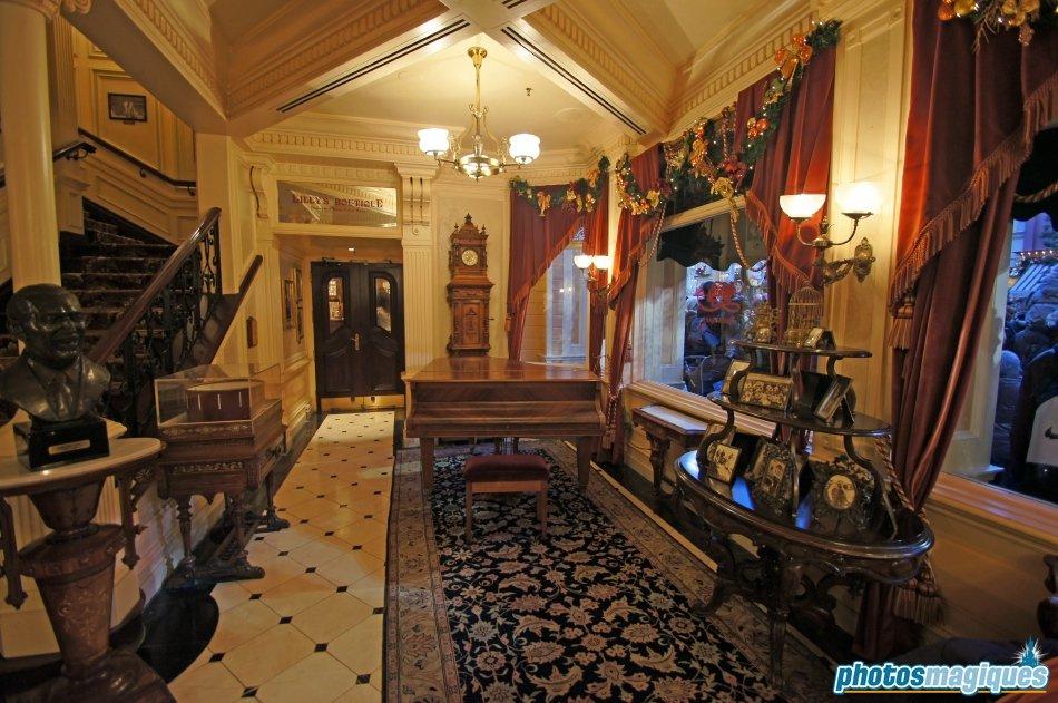 Walt's ingang