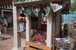 Arendelle Marketplace bloemen
