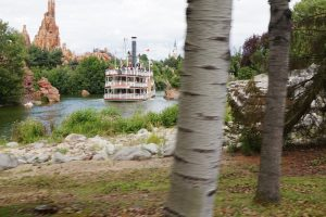 Disneyland Railroad molly brown