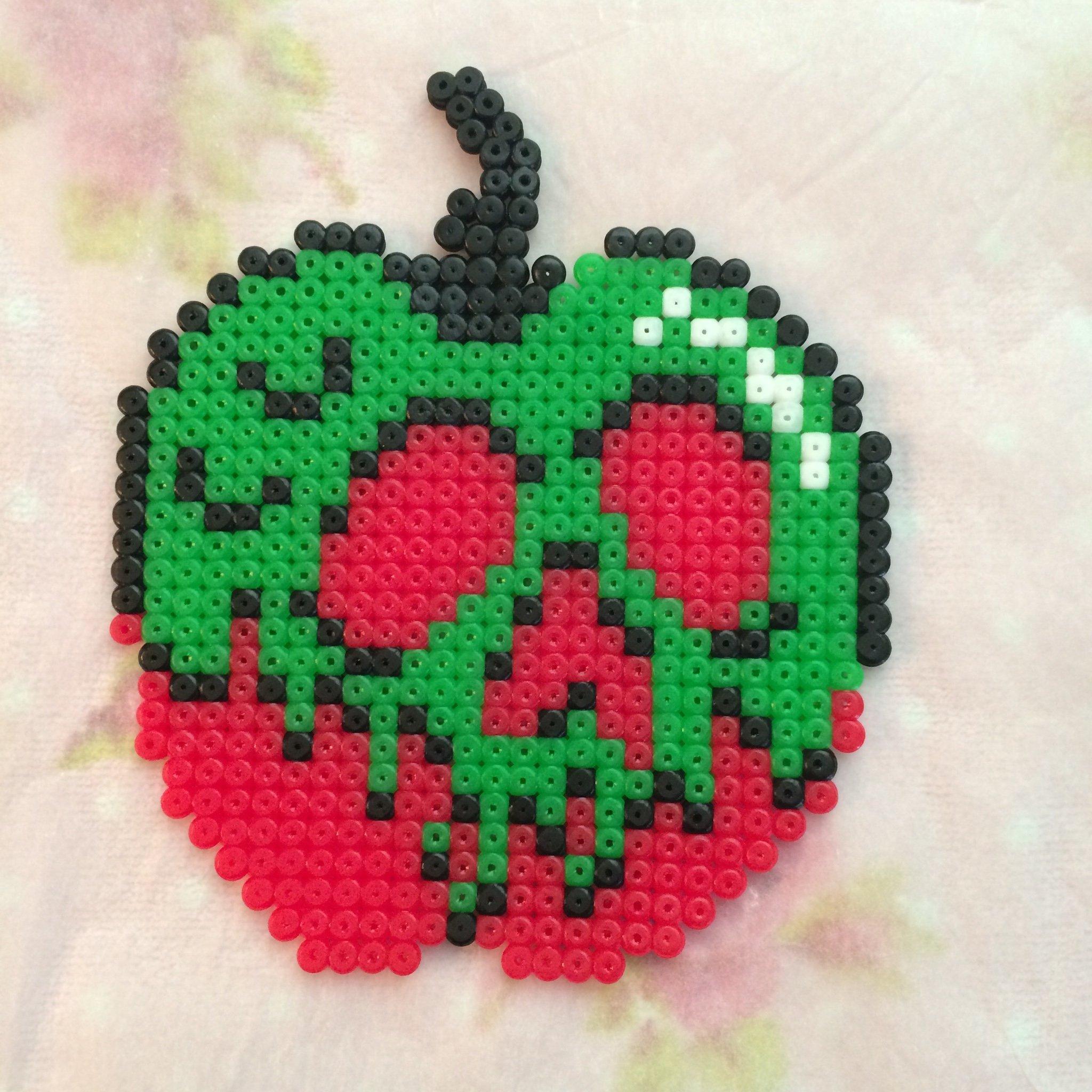 Halloween Figuurtjes Maken.Creatieve Maandag Halloween Strijkkralen Blog