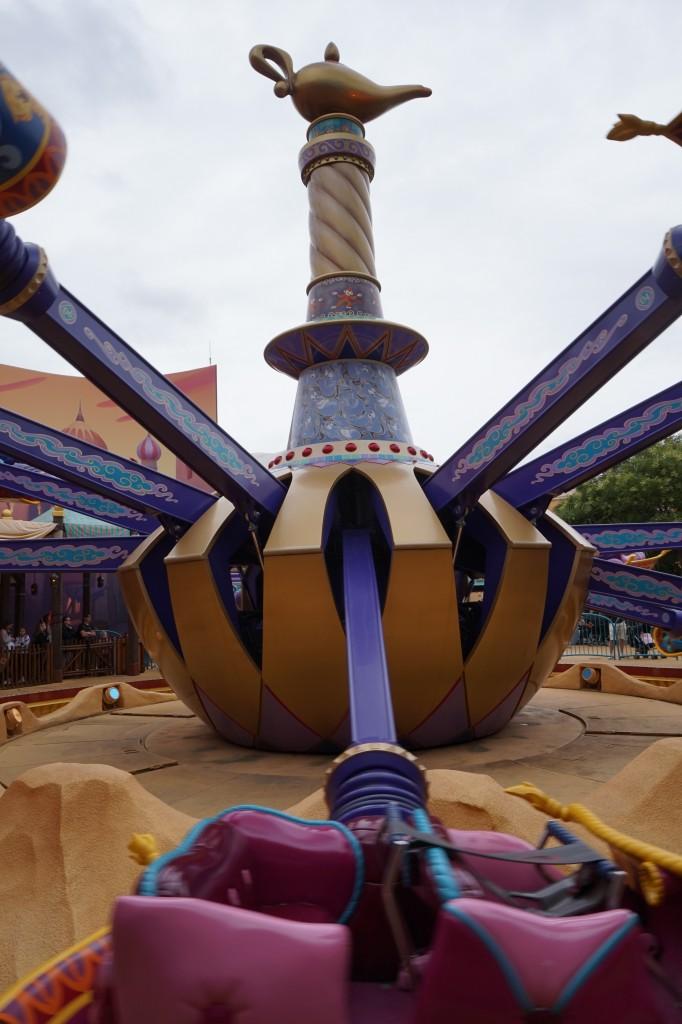 Flying Carpets Over Agrabah carpet