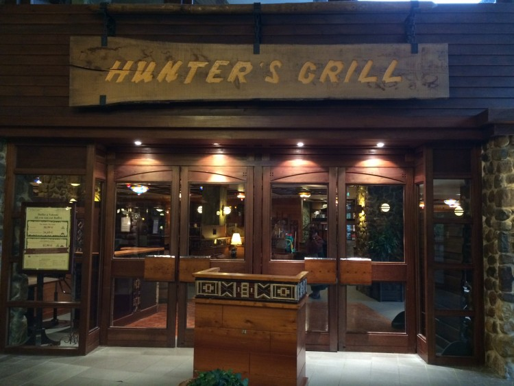 Hotel Sequoia Lodge Hunters Grill