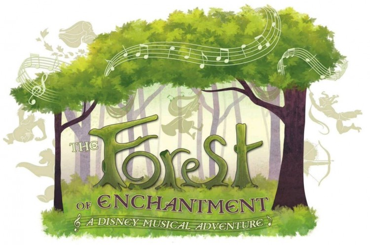 The Forest of Enchantment Logo