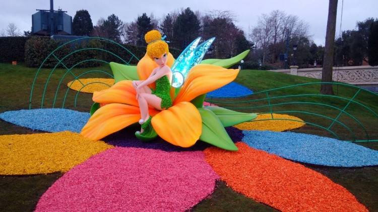 Tinkerbell Swing into Spring 2016
