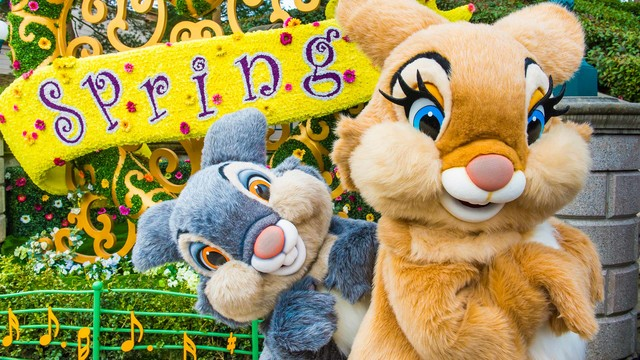 Swing into Spring meet & greets