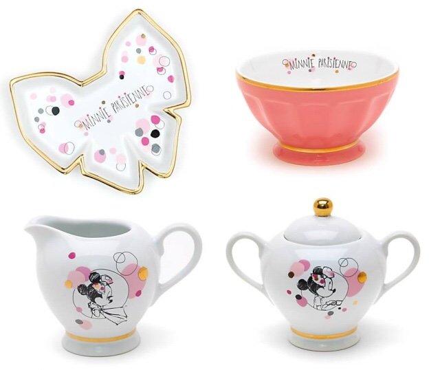 Minnie parisienne merchandise