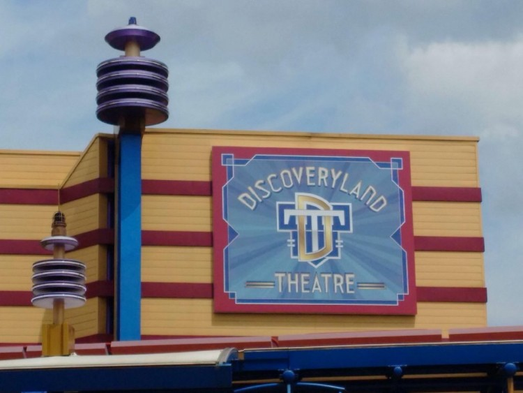 discoveryland theatre logo