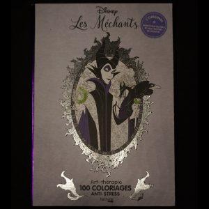 Villains kleurboek