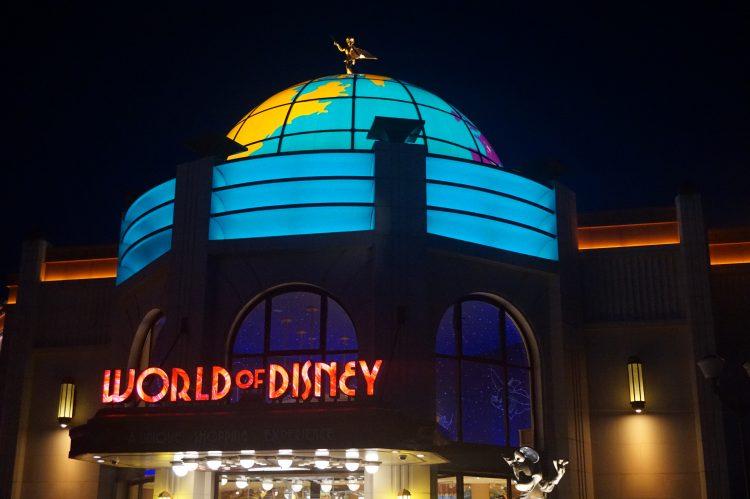 World of Disney juli 2016