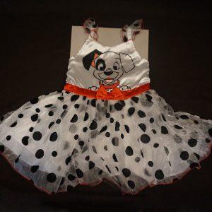 101 dalmatiërs verkleedjurk
