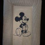 Verschoonkussen Mickey