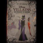 Disney kleuren voor volwassenen (Villains EN)