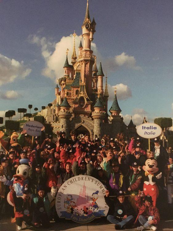 Disneyland Paris in 1994