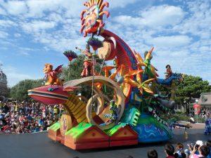 Jubilation Parade Lion King
