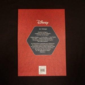Disney kleuren op nummer (Filmquotes) Disney kleuren voor volwassenen (Filmquotes) achterkant
