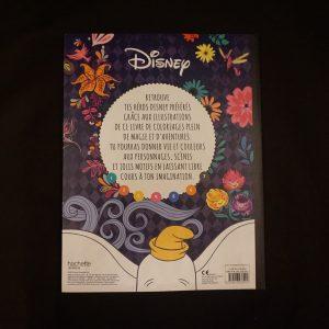Disney Classics kleurboek junior XL achterkant