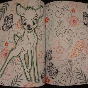 Disney Classics kleurboek junior XL binnenkant 2
