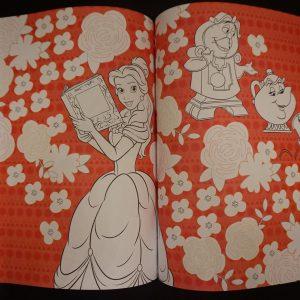 Disney Classics kleurboek junior XL binnenkant 3