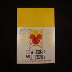 Mickey vouwboek