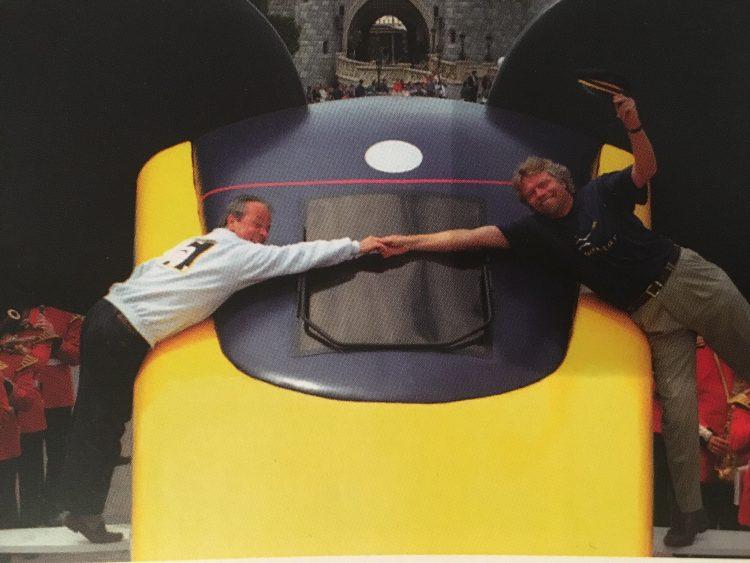 Eurostar 1996 richard brandson