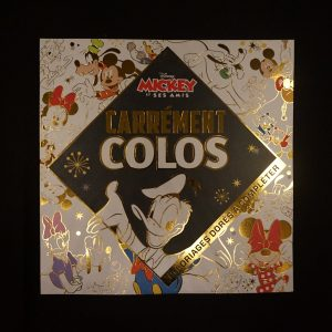 Disney kleurboek Carrément Colos (Donald)