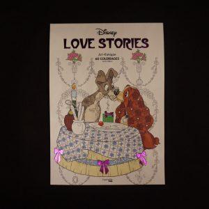 Disney kleuren voor volwassenen (Love Stories)