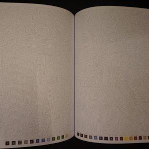 Disney kleuren op nummer Pixar binnenkant 3