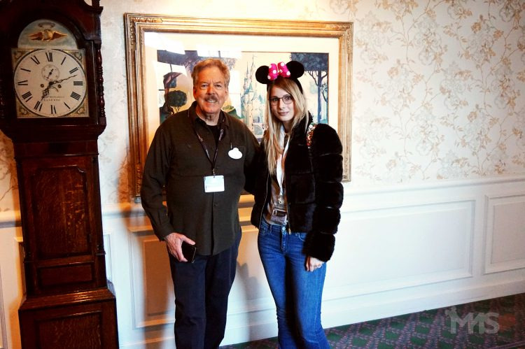 meeting Tony Baxter