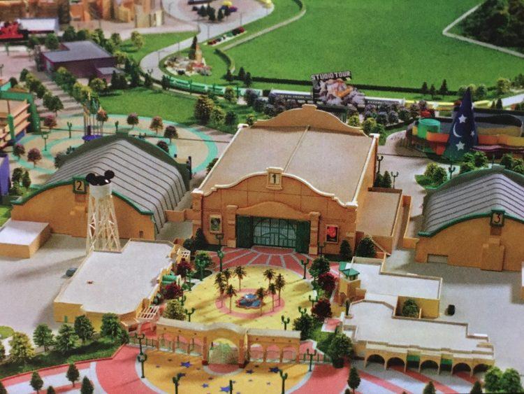 Disneyland Paris wordt groter (1999)
