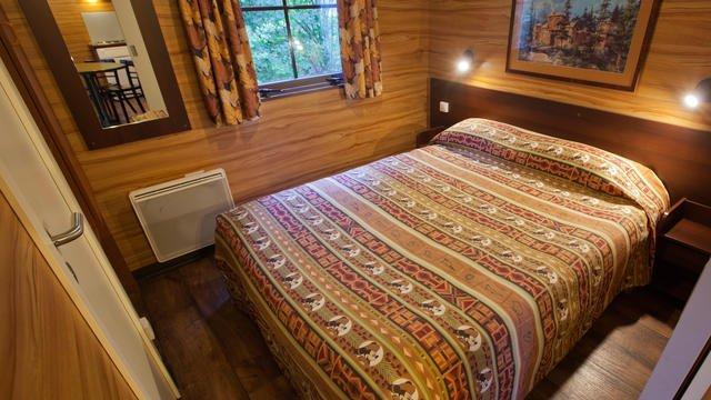 Davy Crockett Ranch slaapkamer