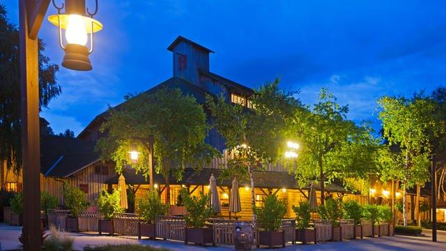 Davy Crockett Ranch restaurant