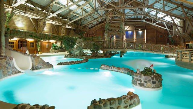 Davy Crockett Ranch zwembad