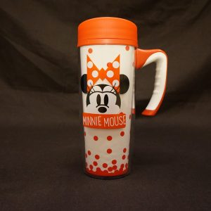 Minnie Mouse travelmug