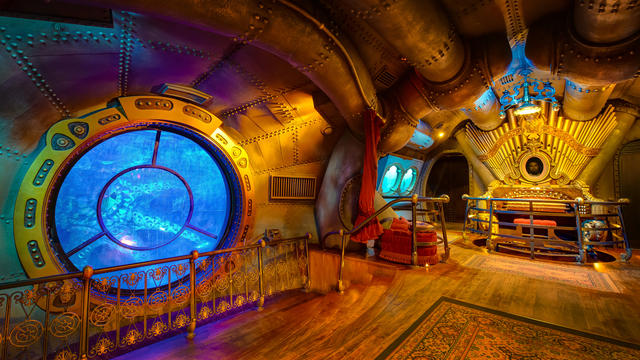 Les Mystères du Nautilus binnen