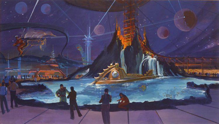 Concept Discovery Mountain