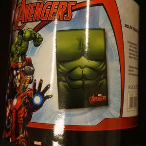 Hulk fleecedeken