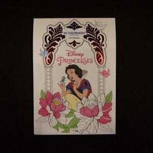 Disney kleuren voor volwassenen blok (Prinsessen)