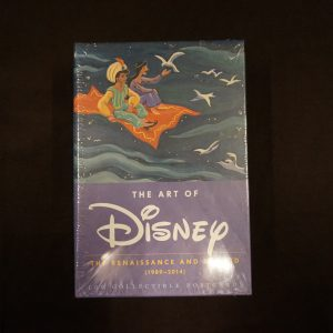 Ansichtkaarten Disney's The Renaissance and Beyond (100 stuks)
