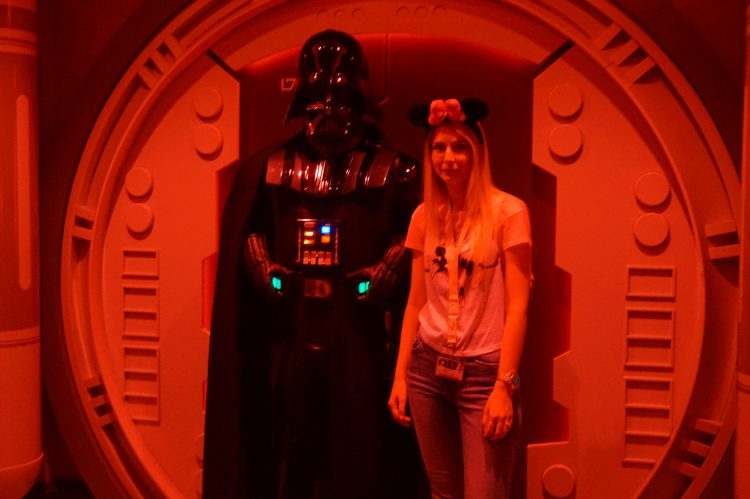 Darth Vader Meet & Greet