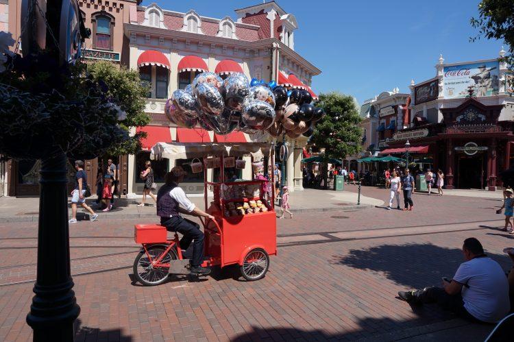Main Street bakfiets